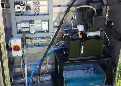 Jay-Tech Engineering electrical installation