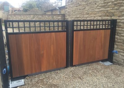 Jay-Tech Engineering domestic electric gate